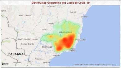 Photo of Coronavírus: 95% dos municípios mineiros já tiveram ao menos um caso da doença