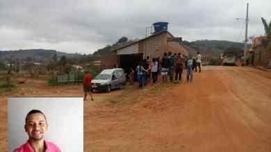 Foto de Homem é morto no Turvão em Ervália