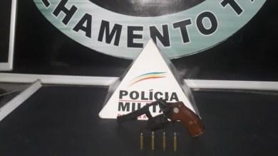 Foto de PM prende homem armado após ações para inibir grupos criminosos no Novo Silvestre em Viçosa