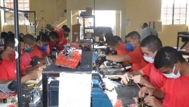 Foto de Minas Gerais tem quinta melhor taxa de presos trabalhando no país