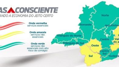 Foto de Mais da metade das regiões que aderiu ao programa Minas Consciente já pode abrir escolas e parques