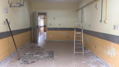 Foto de Projeto Salve Vidas realiza reforma da ALA C do Hospital São João Batista