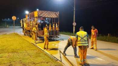 Foto de Diretoria de Trânsito finaliza pintura e sinalização de vias em Viçosa