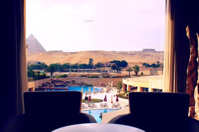le méridien pyramids hotel
