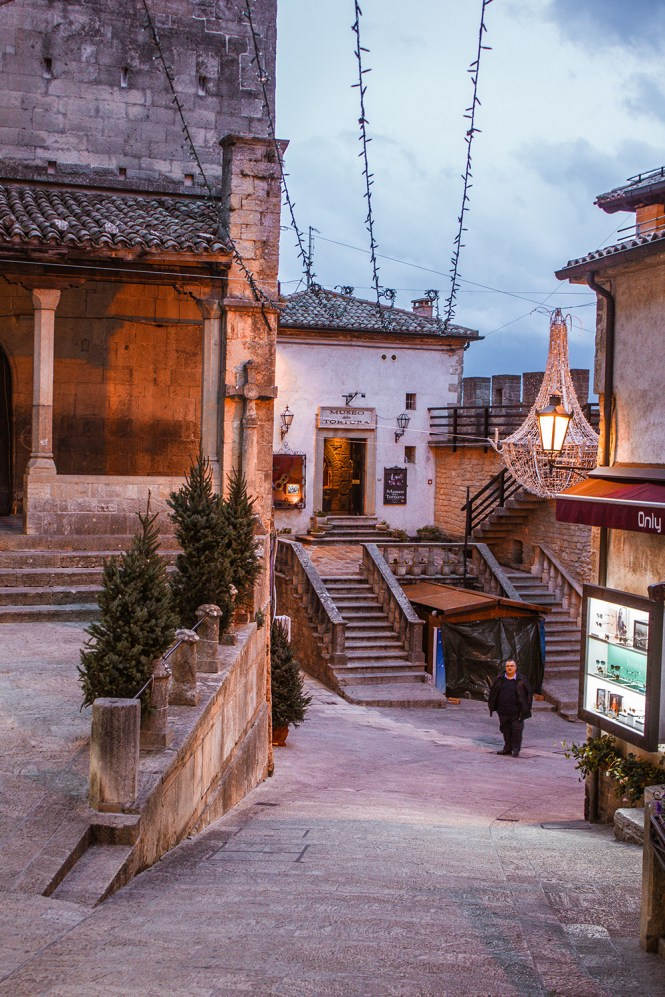 Ruela San Marino