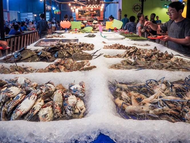 Suvarnabhumi Seafood Buffet