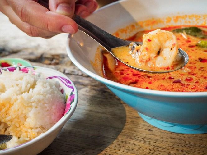 Tom Yam Kung - O que comer em Bangkok