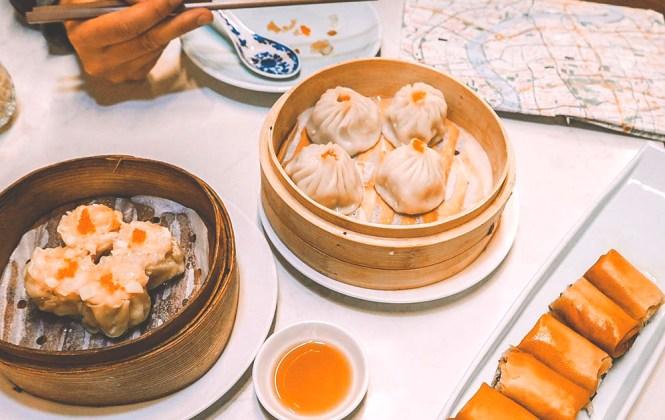 O que fazer em Xangai - gastronomia 2