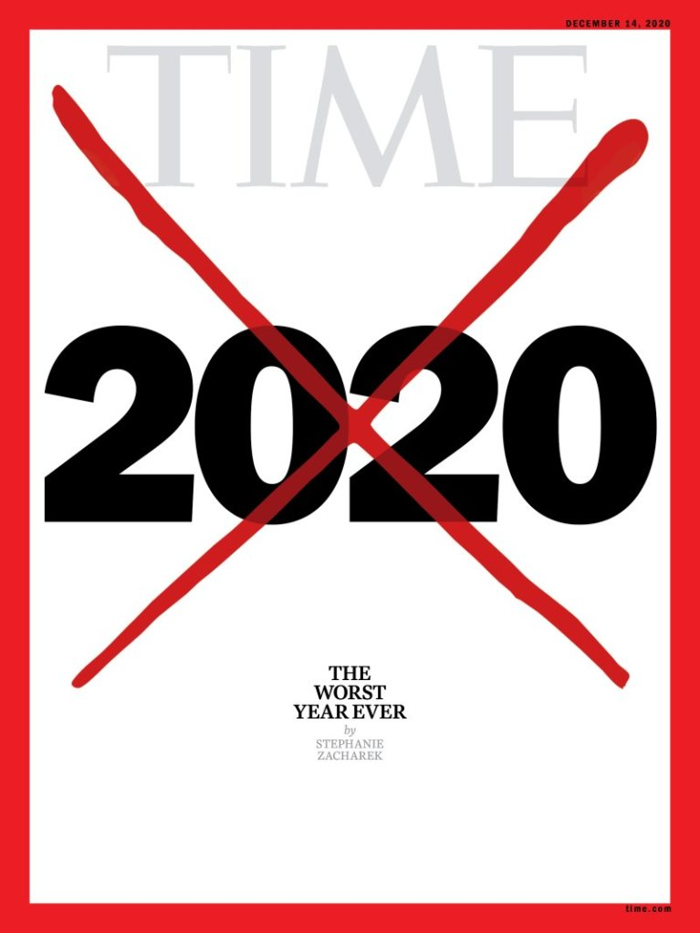 capa time 2020 pior ano