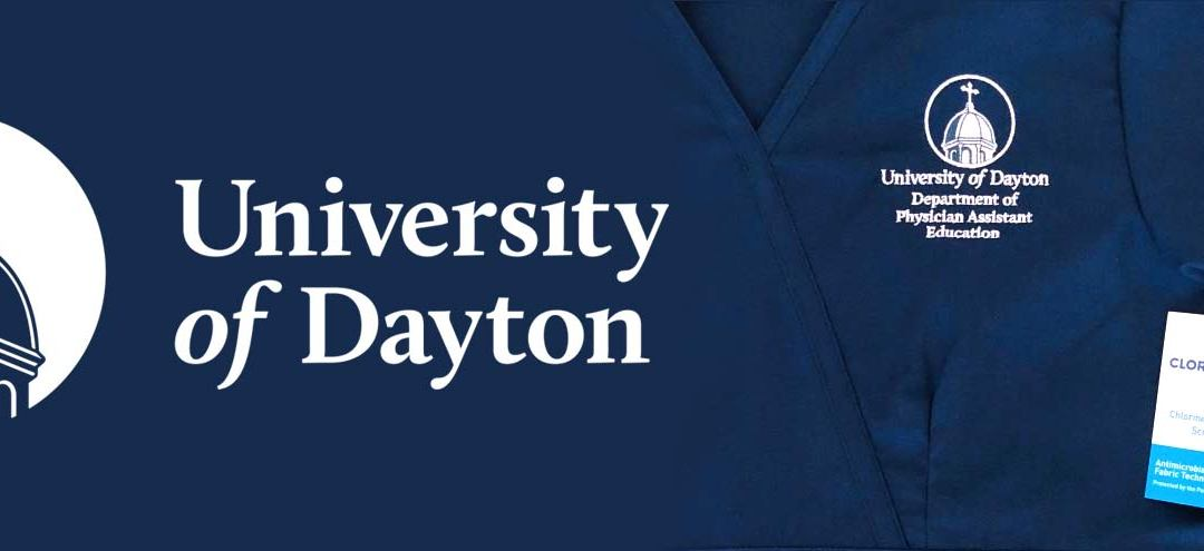 univ of dayton chooses cloroxpro scrubs