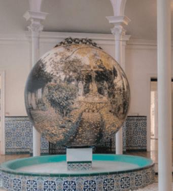 spherical photo