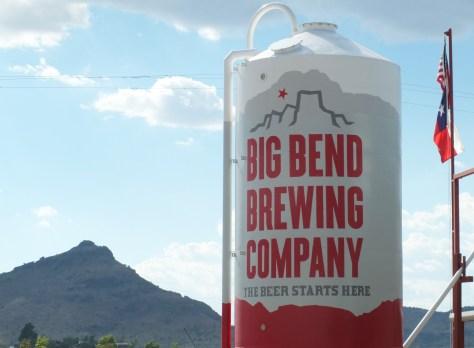Big Bend Brewery