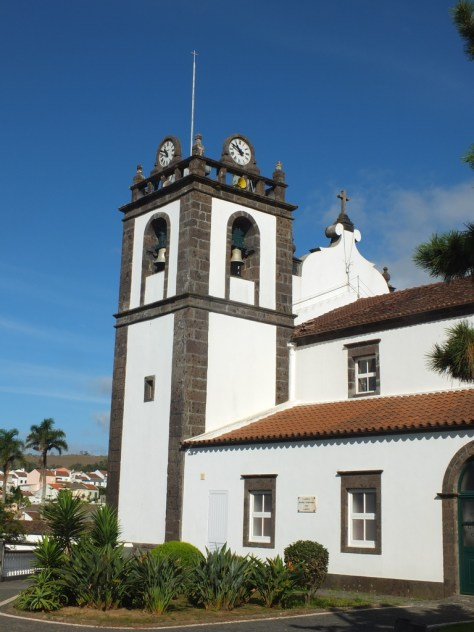 Azores Impressions - church