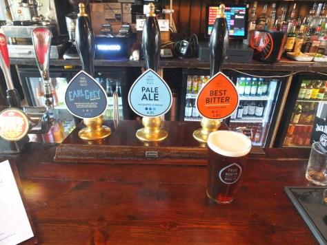 Riverside Pub - serving True North beers