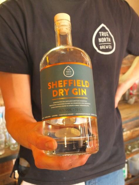 True North Brewing Company Sheffield Gin