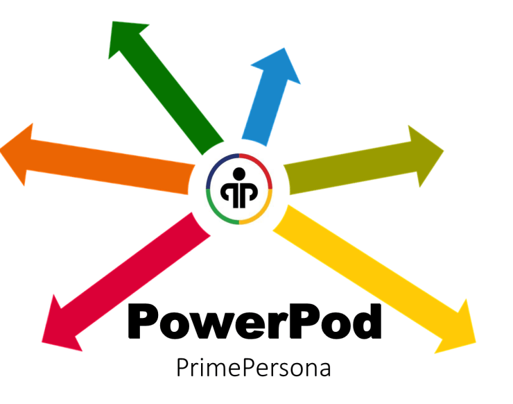 PrimePersona Powerpod
