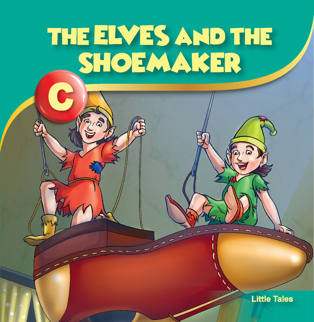 The Elves And The Shoemaker C Prime Press