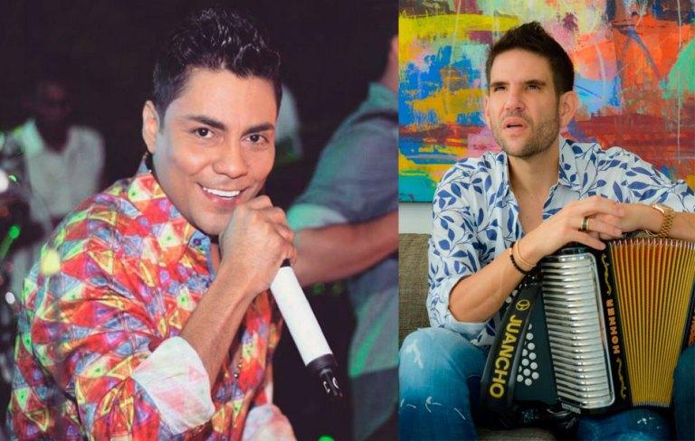 Churo Díaz y Juancho De la Espriella