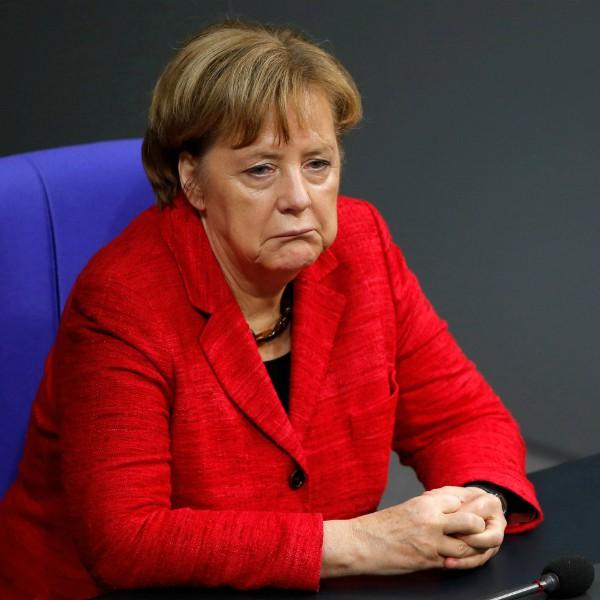 Mujeres más poderosas del mundo en 2019 Angela Merkel