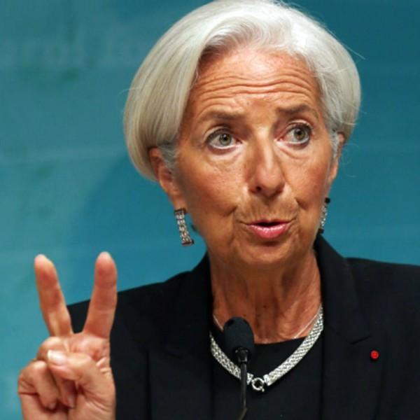 Mujeres más poderosas del mundo en 2019 Christine Lagarde