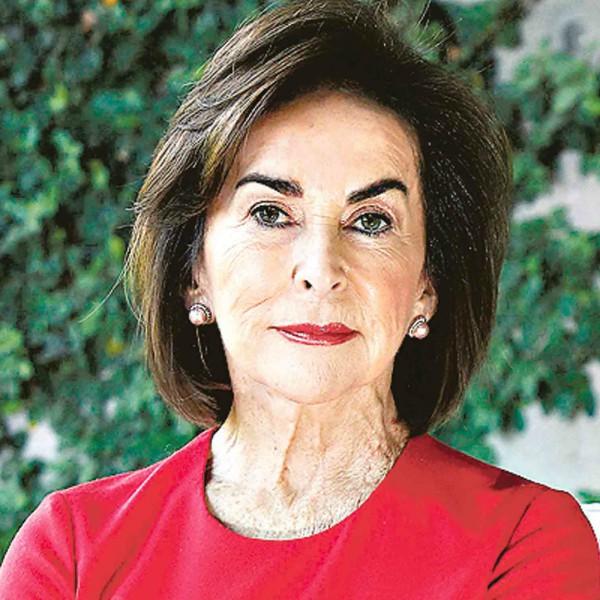 Una de las mujeres más ricas del mundo Iris Fontbona