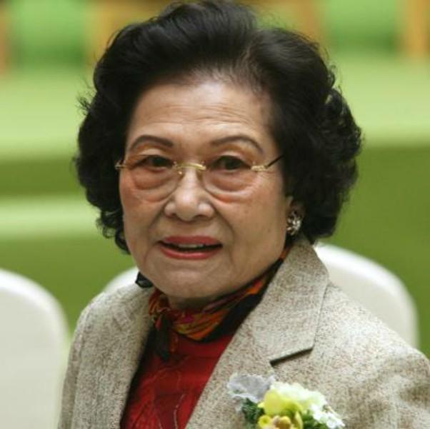 Una de las mujeres más ricas del mundo Kwong Siu-hing