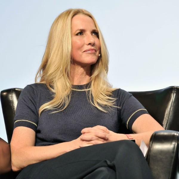 Una de las mujeres más ricas del mundo Lauren Powell Jobs