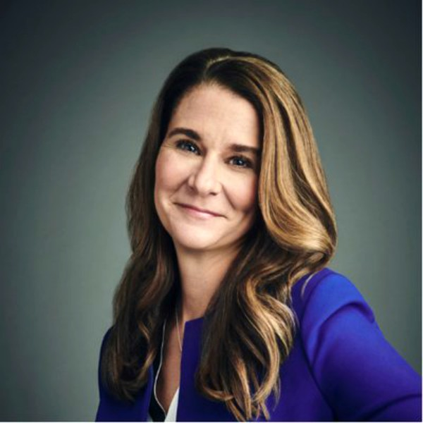 Mujeres más poderosas del mundo en 2019 Melinda Gates