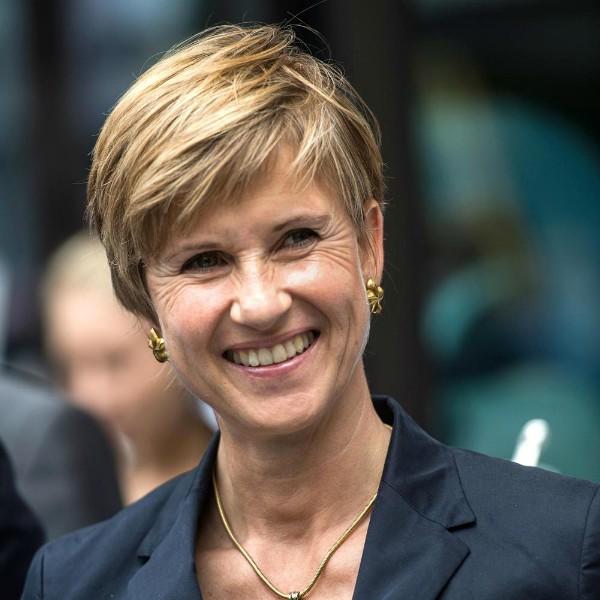 Una de las mujeres más ricas del mundo Susanne Klatten