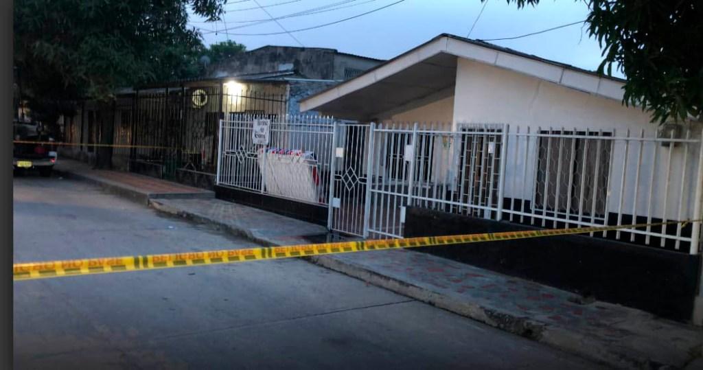 Incendio en Barranquilla niñas calcinadas