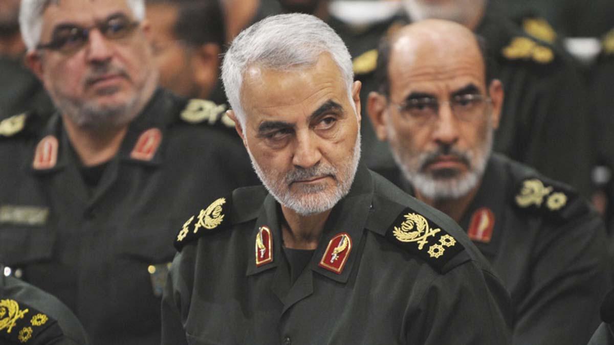 general-irani
