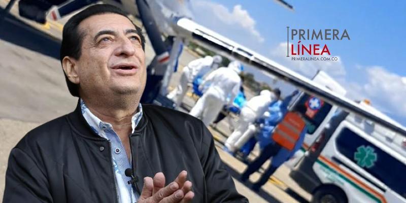 JORGE OÑATE TRASLADO MEDELLIN