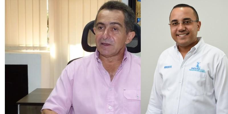 ARMANDO DAZA y JOSE MARIA GUTIERREZ BAUTE