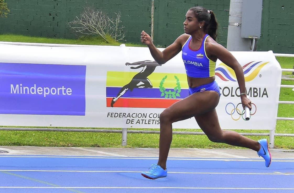Natalia Linares sí asistirá al Mundial de Atletismo Sub20