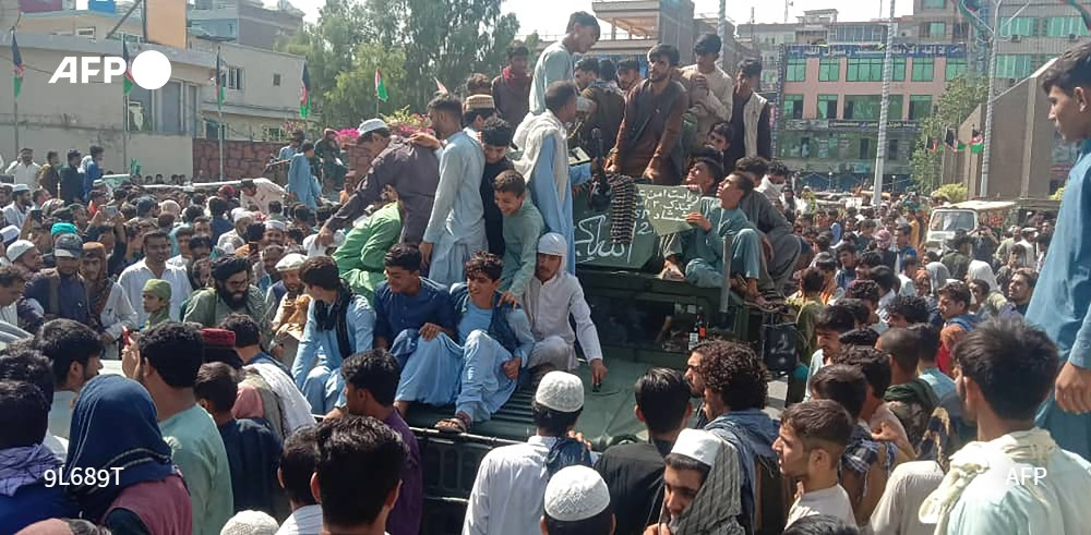 TALIBANES AFP