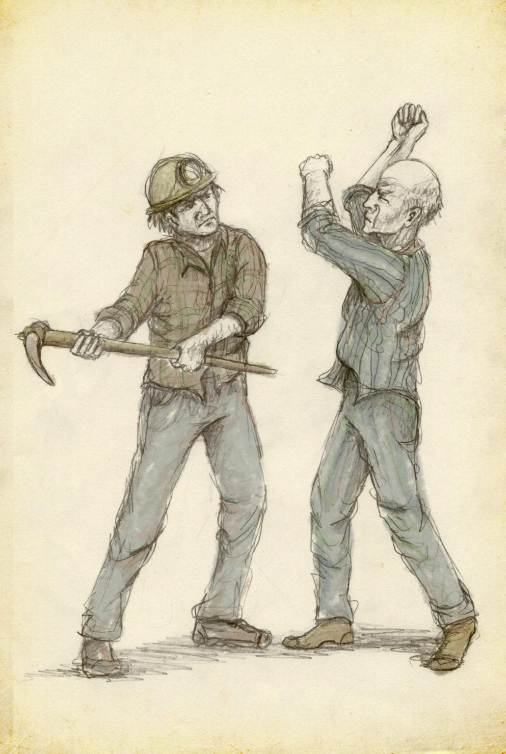Mineros - Aimeé Cervantes