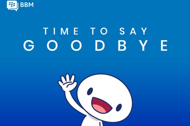 BlackBerry Messenger, antecesor del WhatsApp, anuncia su final