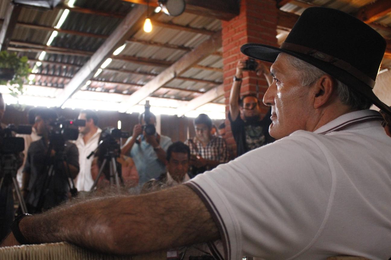 Líderes del cártel en Michoacán son gente de Alfredo Castillo: Mireles