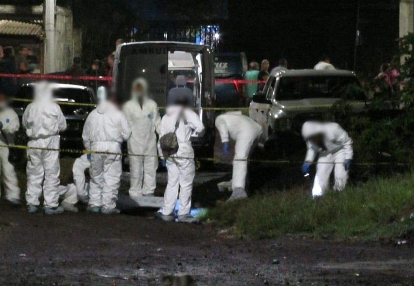 Disparan a un hombre hasta la muerte, en calles de Jiquilpan - Primera Plana Noticias