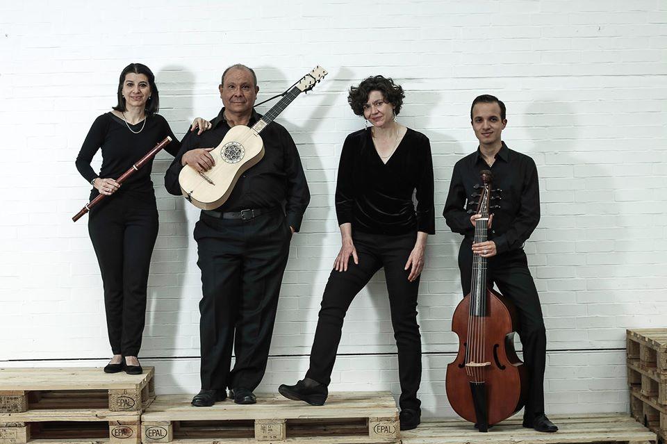 'La Fontegara' se integra al programa del Festival de Música Miguel Bernal Jiménez - Primera Plana Noticias