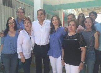 El Candidato a Senador, Ismael García Cabeza de Vaca