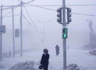 Mueren 13 personas congeladas en Siberia, a -49 grados