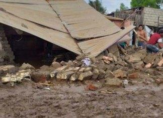 Derrumbe de templo en Perú deja al menos 9 muertos