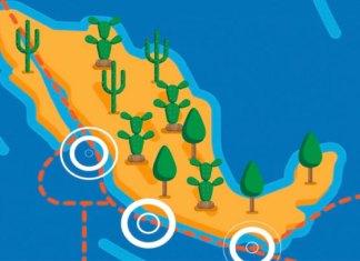 En alerta habitantes de Oaxaca… ¡37 sismos en últimas 12 horas!