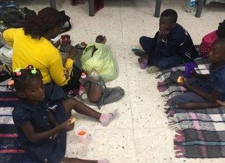 Esperan 194 migrantes africanos asilo político de EU