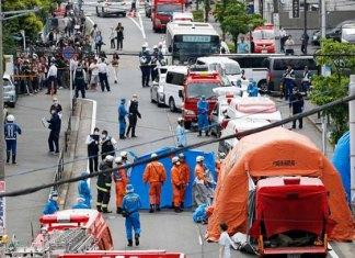 Reportan 3 muertos tras ataque a niños con cuchillo