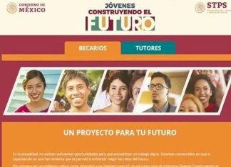 Depositarán beca Jóvenes Construyendo el Futuro los 13 de cada mes