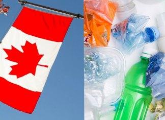 Canadá prohibirá los plásticos de un solo uso en 2021