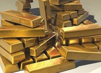 Onza de oro supera los mil 500 dólares por primera vez desde 2013