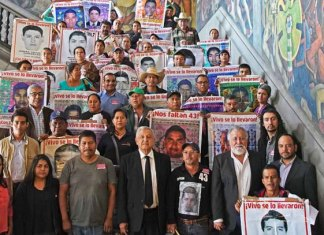 López Obrador y Gertz Manero se reunirán con padres